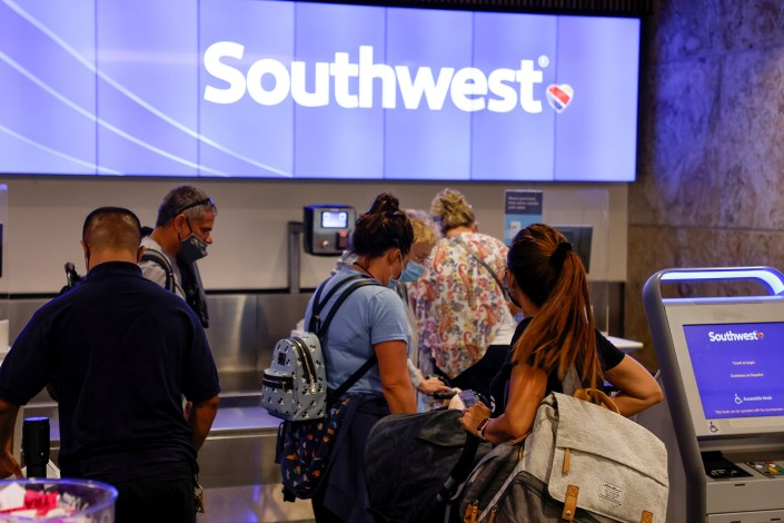 DOT to audit FAA staffing challenges after Southwest Airlines chaos