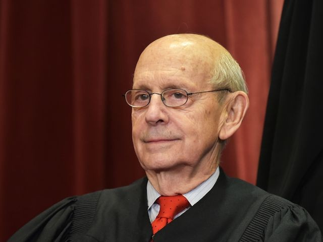 Justice Breyer Calls SCOTUS 'Fallible' as Leftists Seek to Pack the Court