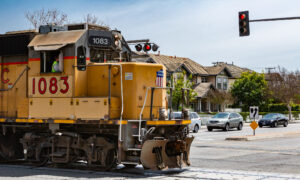 Two Vehicles Hit by Trains in One Week in Irvine