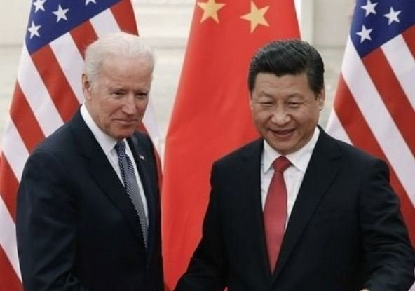 """""""Biden… Thinks that Climate Change is a Bigger Threat to the World than the Maoists in Beijing."""" – Economist Stephen MooreJoe Hoft"""