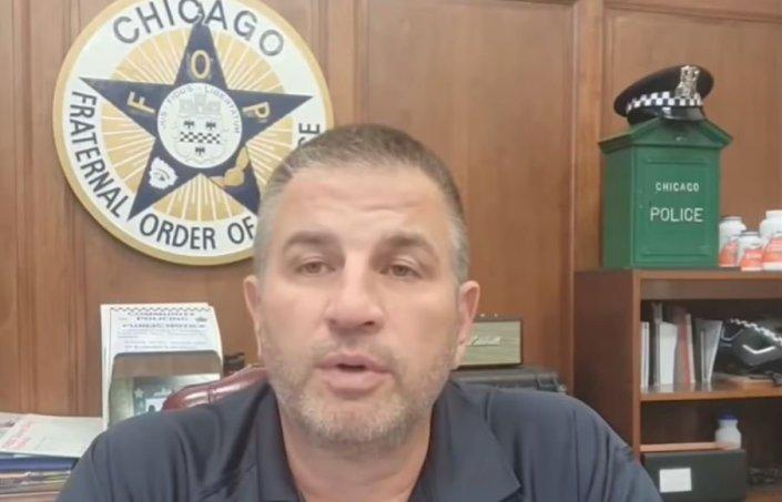 Chicago Police Union's Boss Tells Officers to Defy City Vaccine Deadline (VIDEO)Jim Hoft