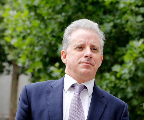 Former Brit Spy Christopher Steele Does First TV Interview