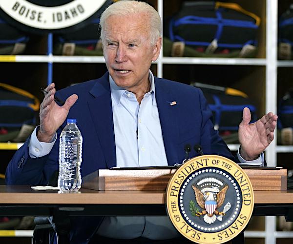 Biden Signs Short-Term Debt Limit Increase, Averting Federal Default