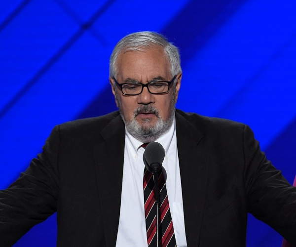 Barney Frank to Newsmax: Time to Break Up Facebook