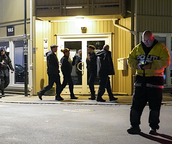 Assailant With Bow, Arrows Kills 5 People in Norway