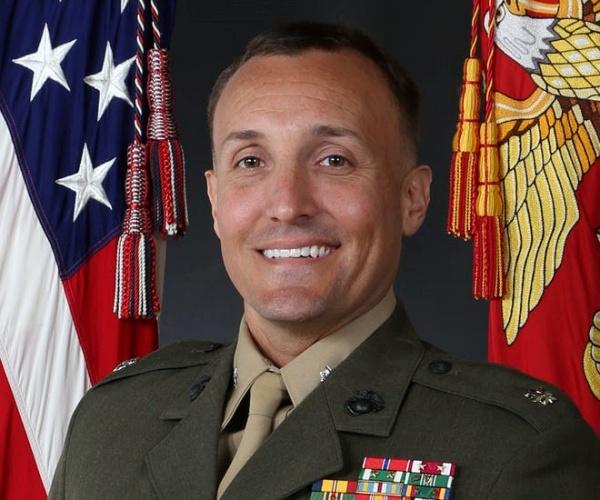 Lt. Col. Stuart Scheller's Guilty Plea Accepted; Faces Minimal Penalty