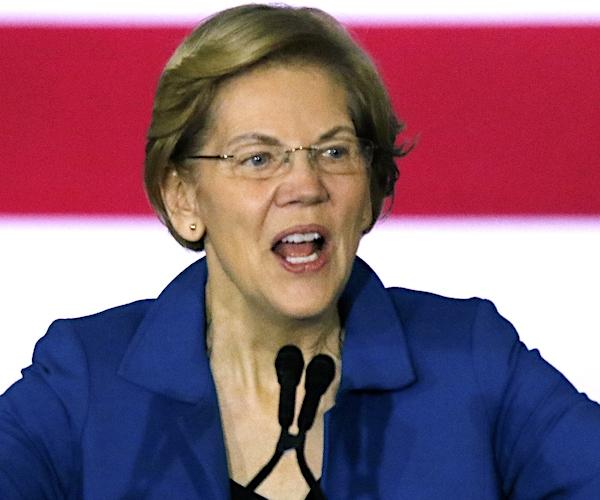 Sen. Elizabeth Warren: Break Up Amazon