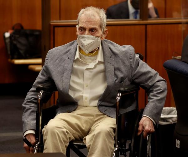 Robert Durst Expected to Get Life Sentence for Murder of Best Friend