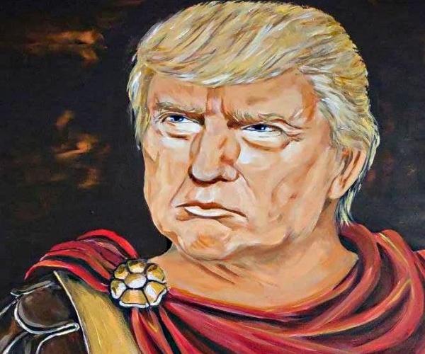 Trump NY Art Exhibition Closed Due to Threats