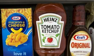 Kraft Heinz CEO Warns Shoppers: 'Get Used to Paying More for Food' Over Inflation