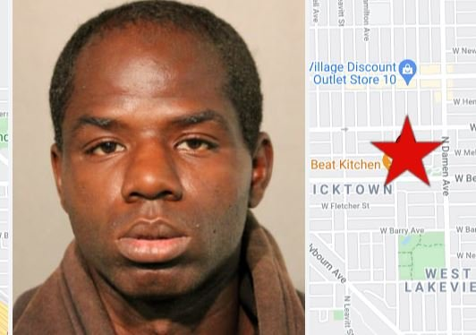 Chicago Man Beats Woman Walking Her Dog After She Tells Him to Quit Masturbating in the StreetJim Hoft
