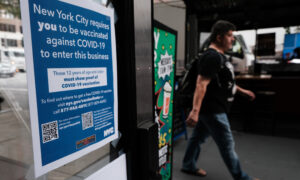Racial Bias Challenge to New York City's Vaccine Passport System Rejected by Federal Judge