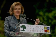 """Nancy Pelosi: '""""When I Was Naked, You Clothed Me."""" All of Those Things in the Gospel of Matthew…'"""