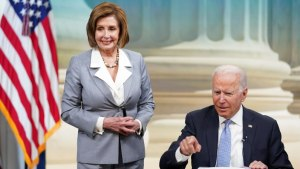Biden Contradicts Pelosi on How to Shrink $3.5 Trillion Bill