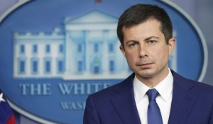 Pete Buttigieg Should Not Be Taking Two Months off during a Supply-Chain Crisis