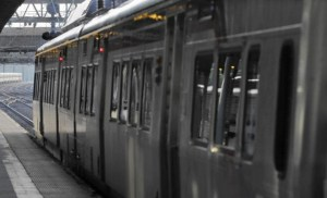 Woman raped on train as bystanders did nothing, police say