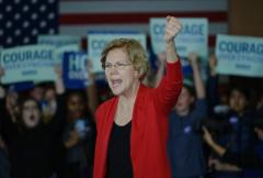 Sen. Elizabeth Warren: 'I'm Glad to Stand With Tribal Nations and Native Communities'