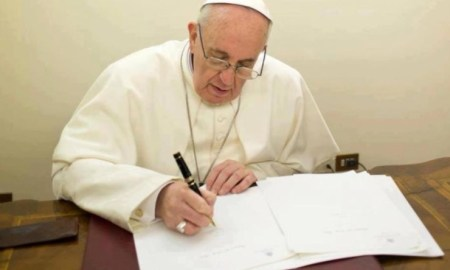 Pope Francis to edit Bible to make it more gender neutral.