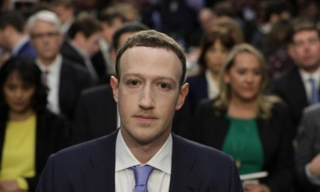 Mark Zuckerberg tearfully admits Facebook collected data to help him learn to think like a human.