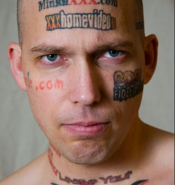 Face tattoos prove to be possible sign of impulsivity.