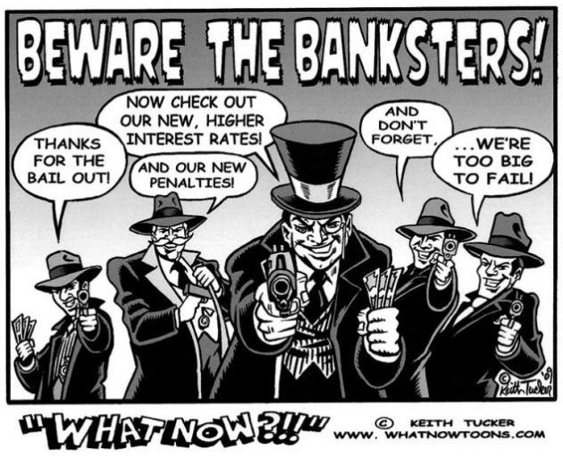 Image result for banksters rule over all finance