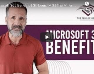 Microsoft 365 Benefits St Louis