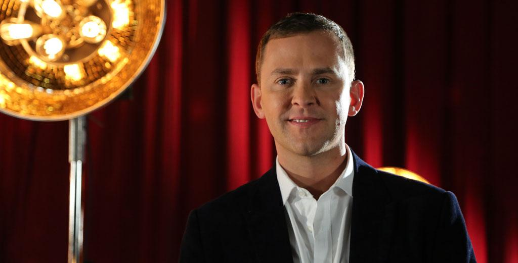 Scott Mills joins Strictly Come Dancing