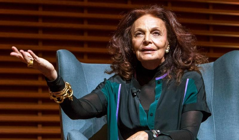 women quotes - Diane Von Furstenberg