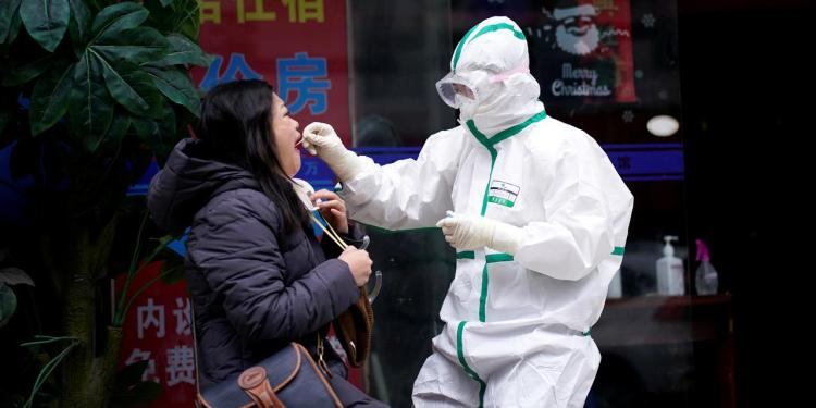 China reports no new COVID-19 cases for the first time as numbers in South America and Africa rise