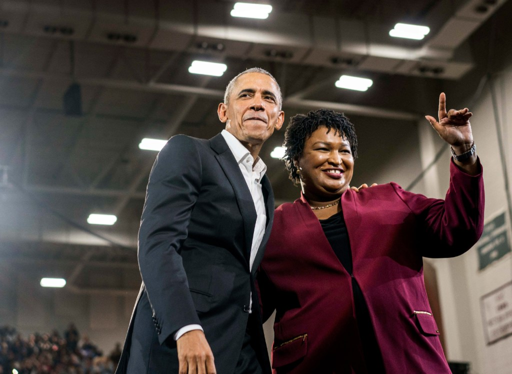 Who is Stacey Abrams