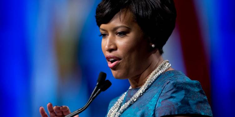 Who is Muriel Bowser