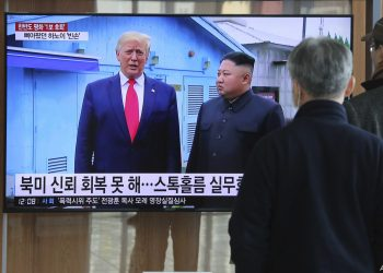"""North Korea says relations with the US have """"faded away into a dark nightmare"""""""