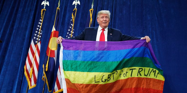 Trump administration reverses transgender health care protections