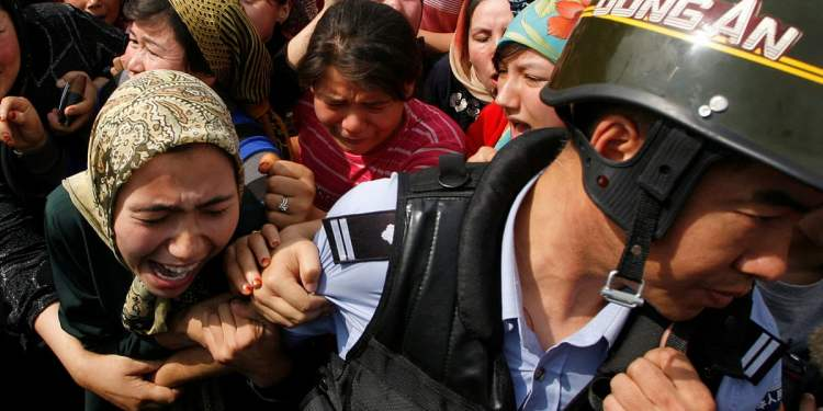 China denies mistreatment of Uighur Muslims after UK accuses them of human rights abuses