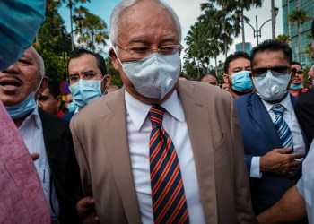 Former Malaysian Prime Minister sentenced to 12 years in jail over 1MDB scandal