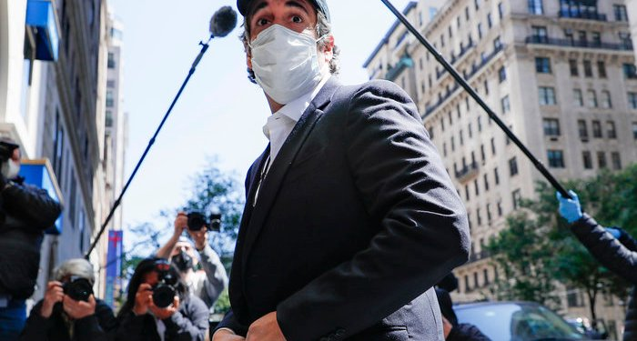Judge orders Michael Cohen's release from prison