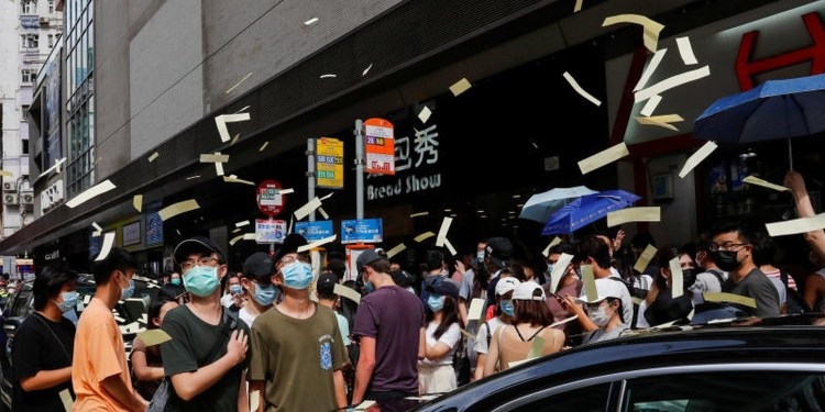 With an uncertain future in Hong Kong, investors look to Singapore