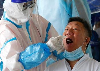 Hong Kong launches mass testing for COVID-19, leading some to fear that their DNA may be stolen