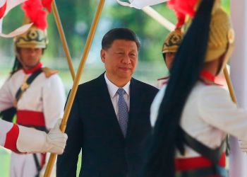 Return of the King: With Xi Jinping, China reestablishes its kingdom