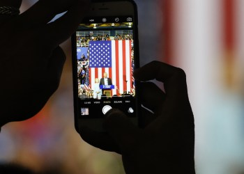 Social media companies tighten security with the US presidential election looming