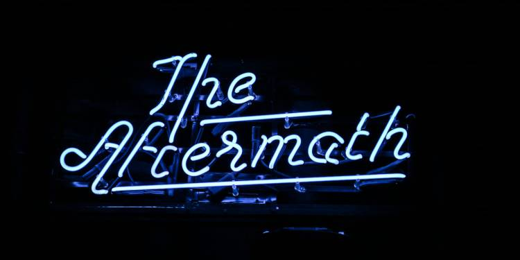 The Aftermath bar