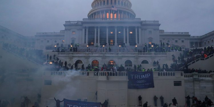 How the first week of 2021 culminated in a coup attempt at the US Capitol