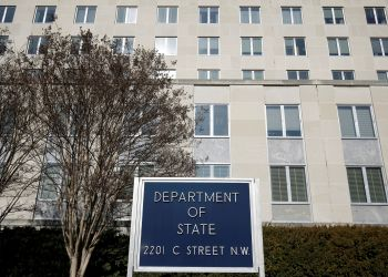 What does the US Department of State do?