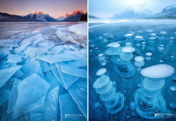 The Most Amazing Ice Formations