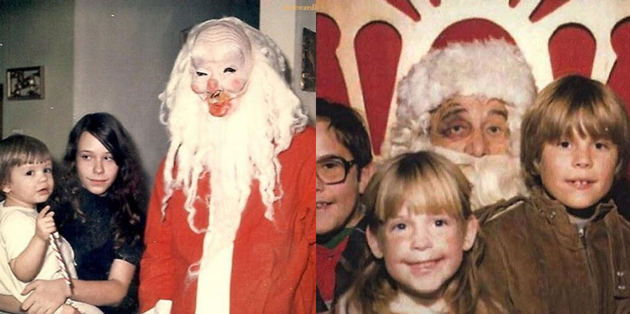 The Most Awkward Family Christmas Photos Ever