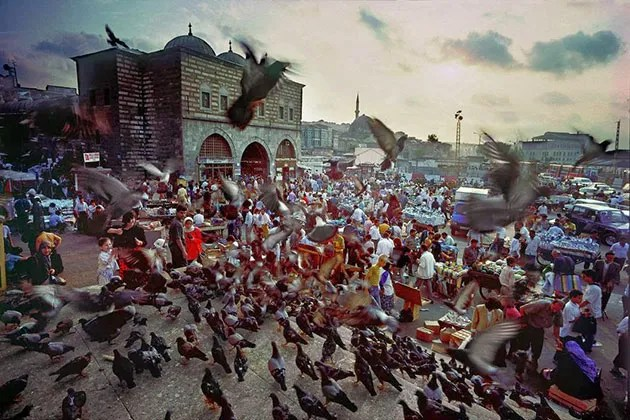 Wonderful Color Photographs of Daily Life in Turkey from between the 1960s and 1970s