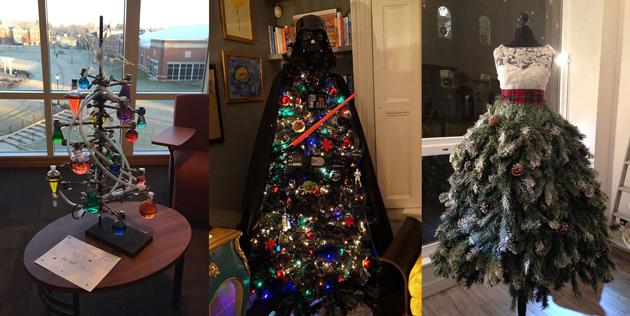 12 Creative Christmas Trees