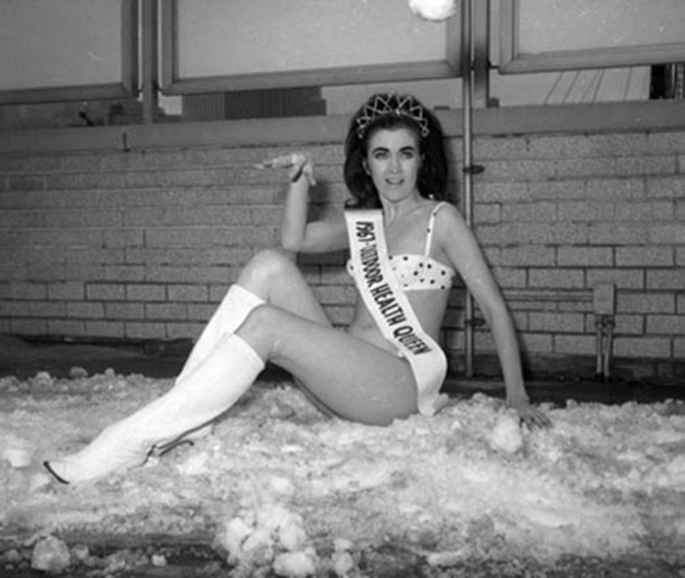 Strange Beauty Queens and Pageants