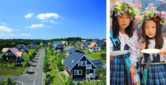 There's a Town in Japan That Looks Exactly Like Sweden