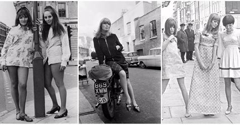 MOD: Fashion Characteristic of British Young People in the 1960s